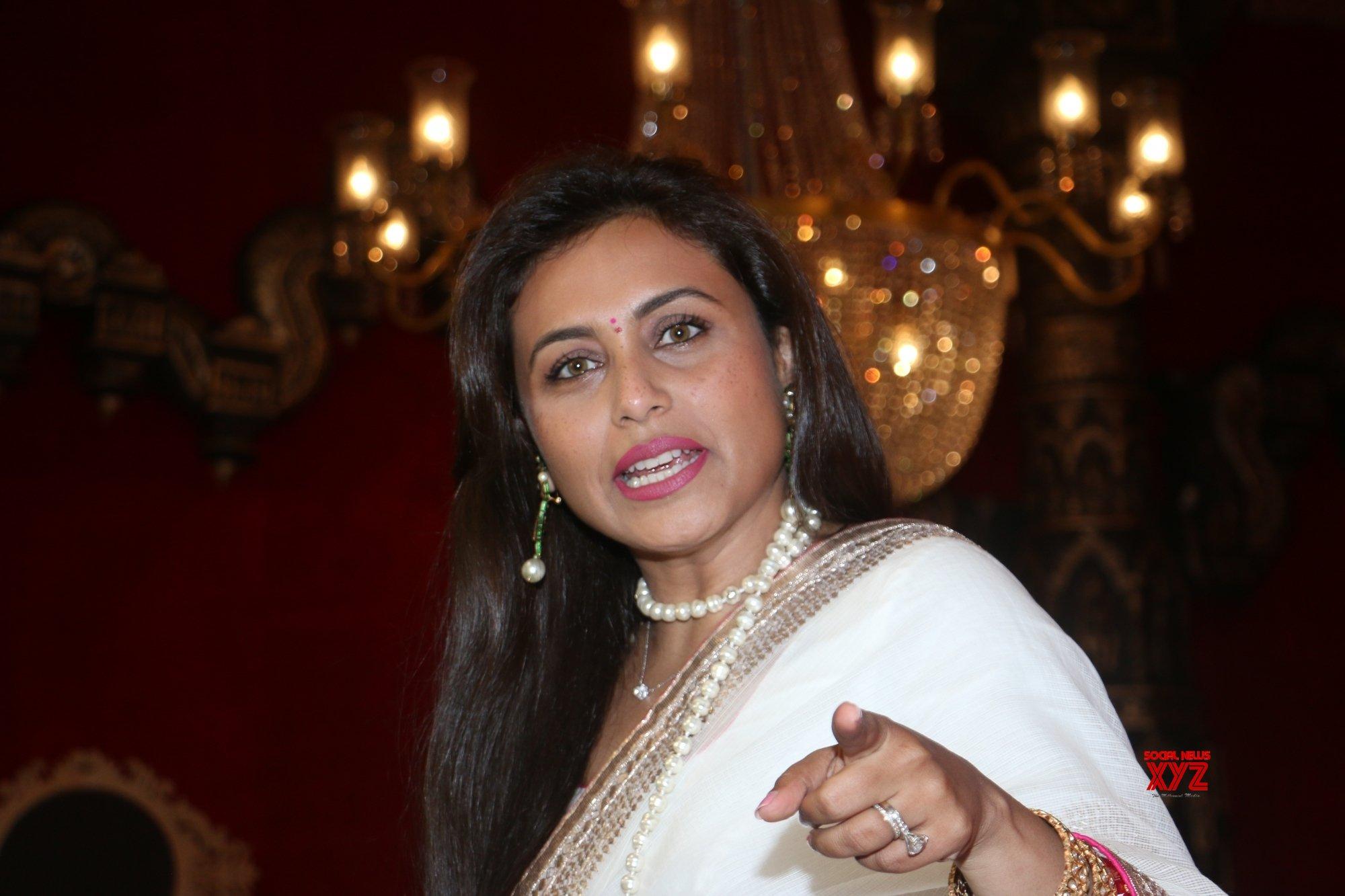 Rani to celebrate real-life women achievers