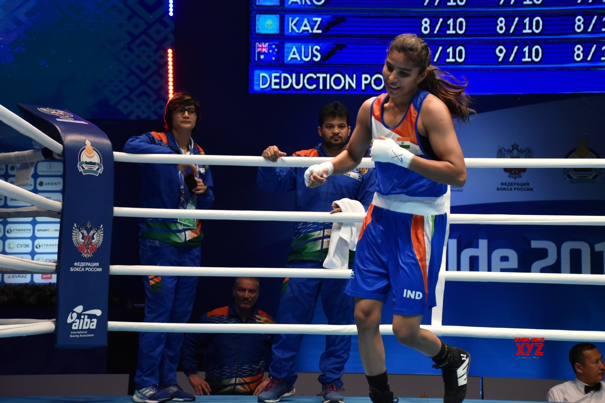 ALERT: Manju Rani enters World Boxing Championships' final, assures silver