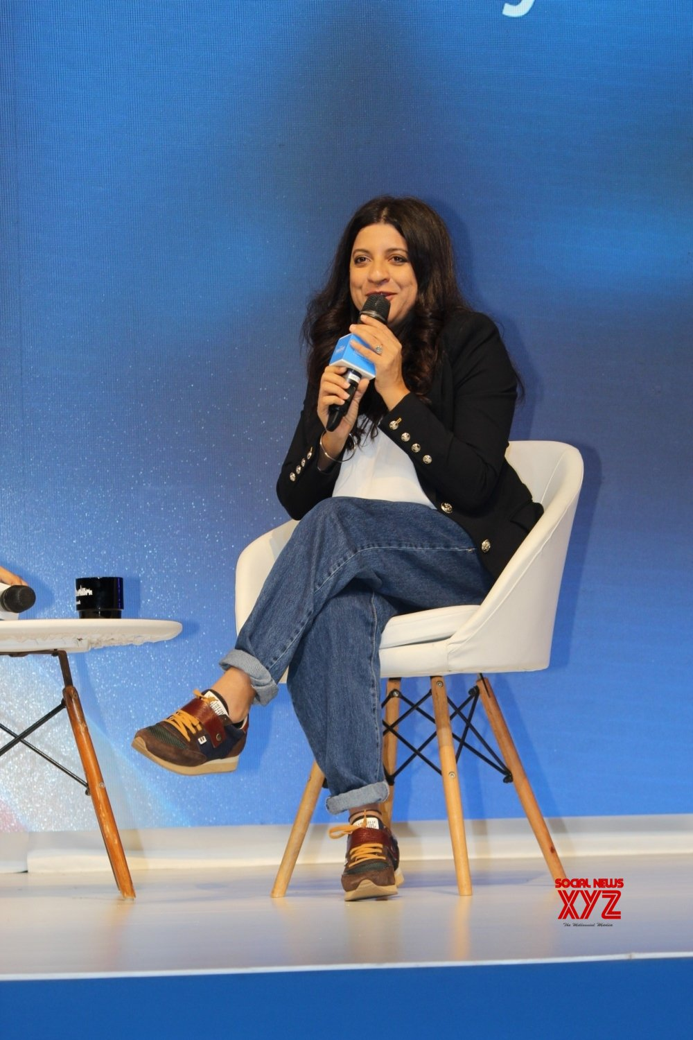 New Delhi: Faebook's Thumbstoppers Summit - Kiran Rao and Zoya Akhtar #Gallery
