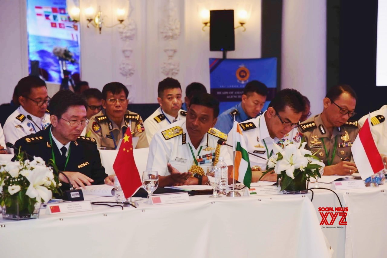 Colombo: 15th Heads of Asian Coast Guard Agencies Meeting #Gallery