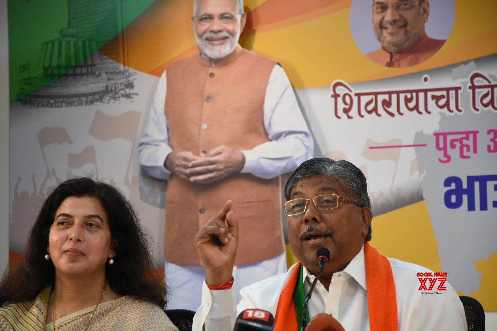 Will retire Pawar from public life: Maha BJP chief