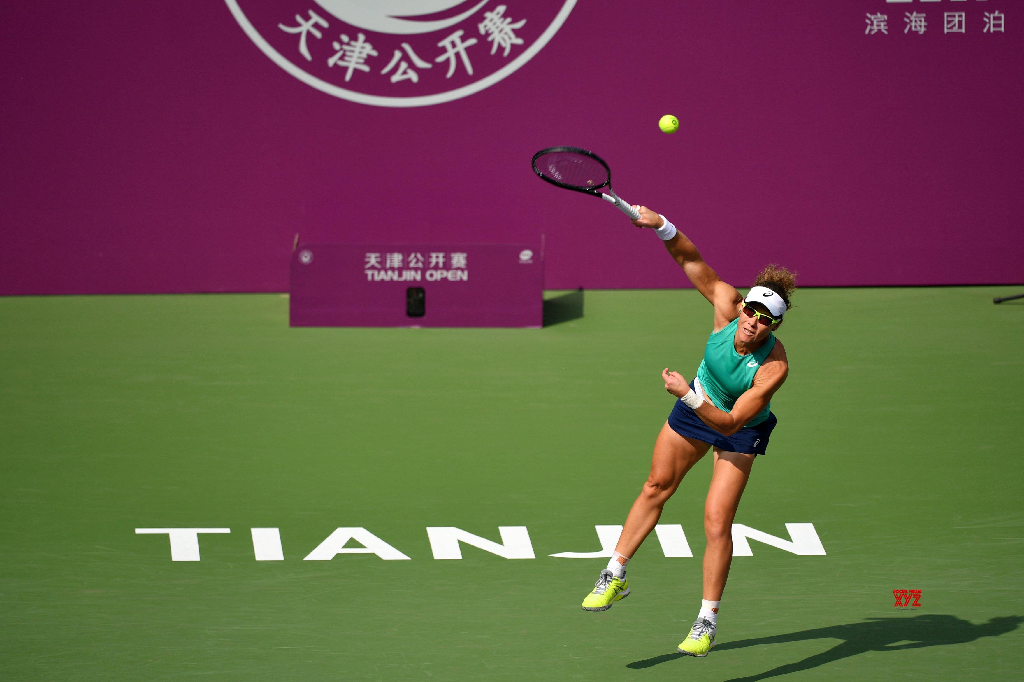 CHINA - TIANJIN - TENNIS - WTA - TIANJIN OPEN - SINGLES #Gallery