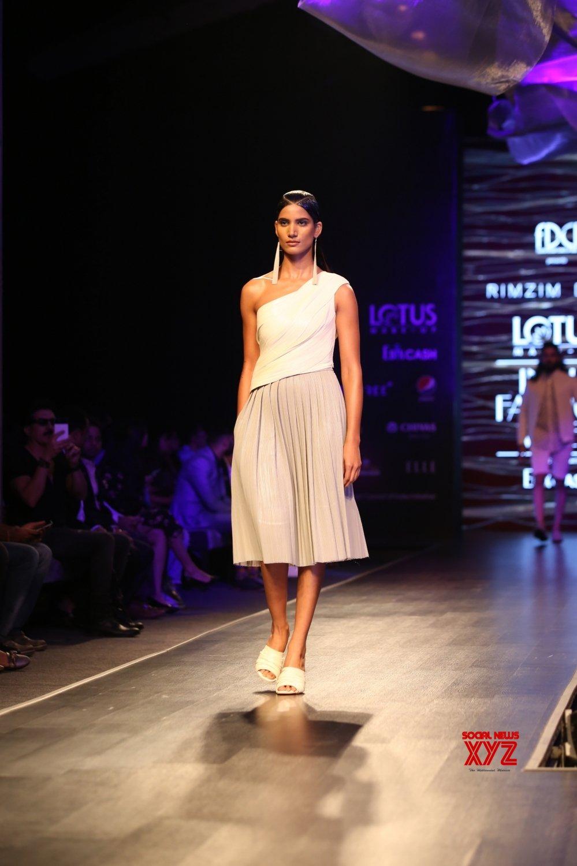 New Delhi: Lotus Make - up India Fashion Week - Rimzim Dadu #Gallery