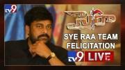 Sye Raa Team Felicitation LIVE