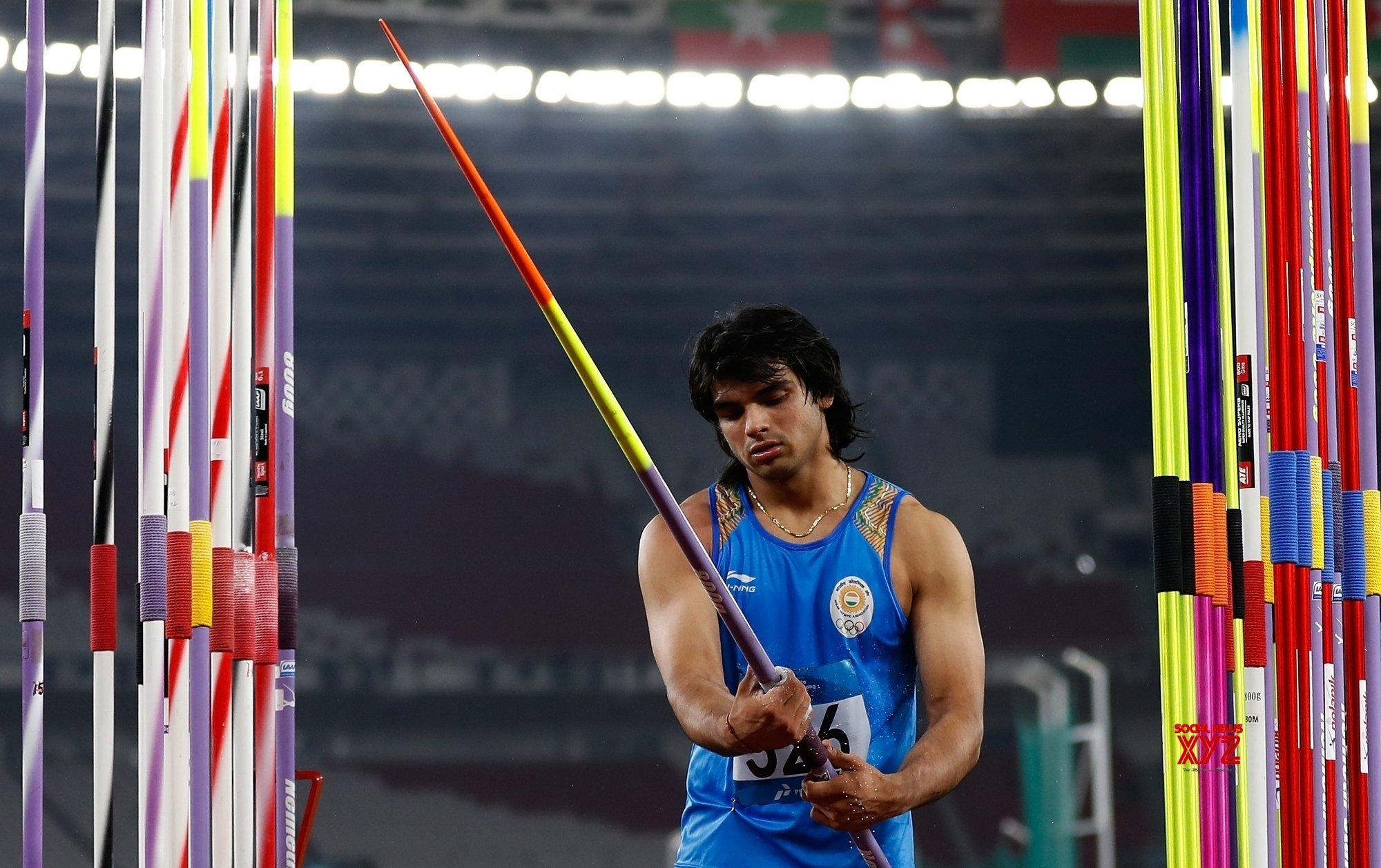Chopra wins javelin gold at Meeting Cidade de Lisboa