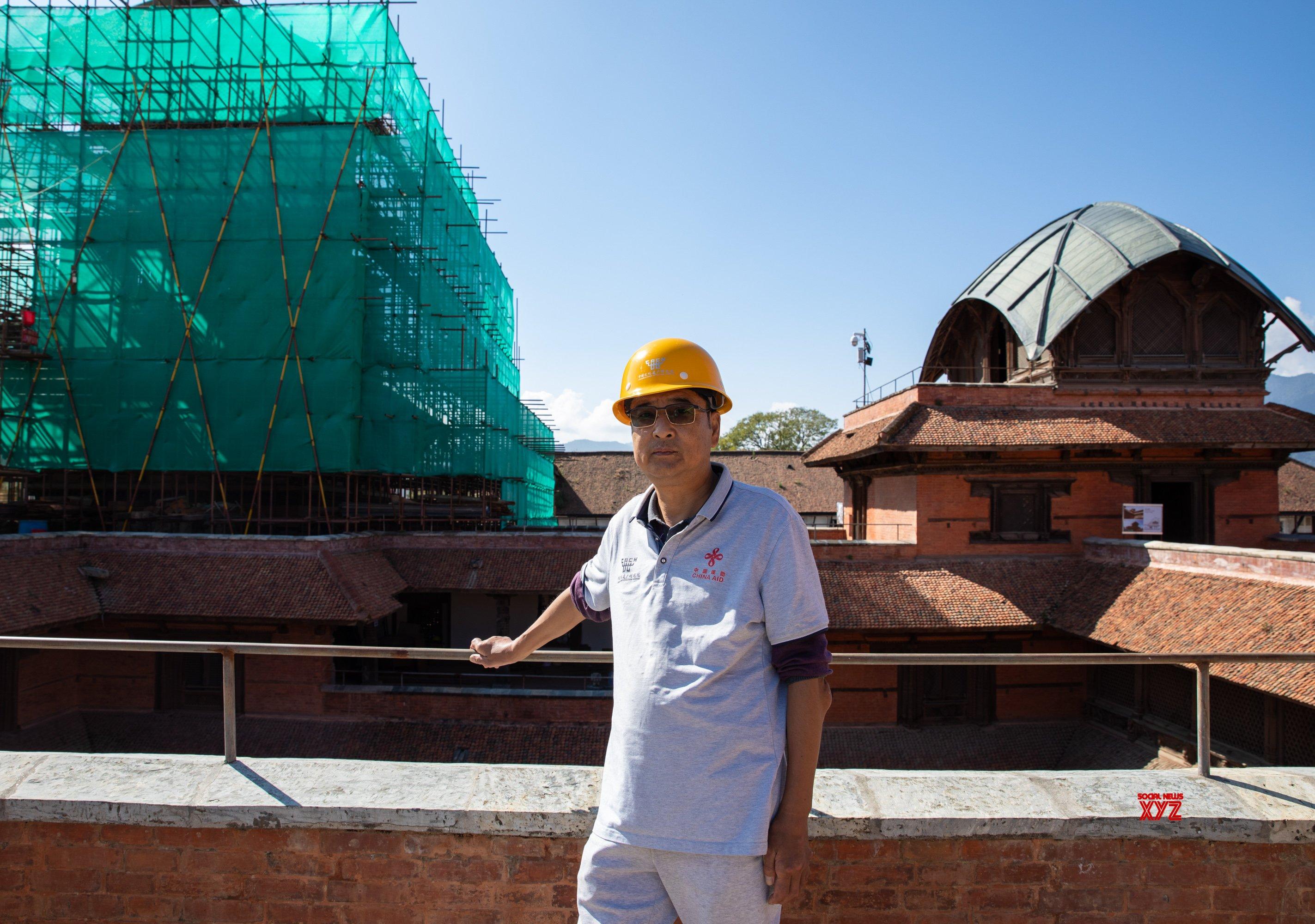NEPAL - KATHMANDU - CHINA - RESTORATION #Gallery