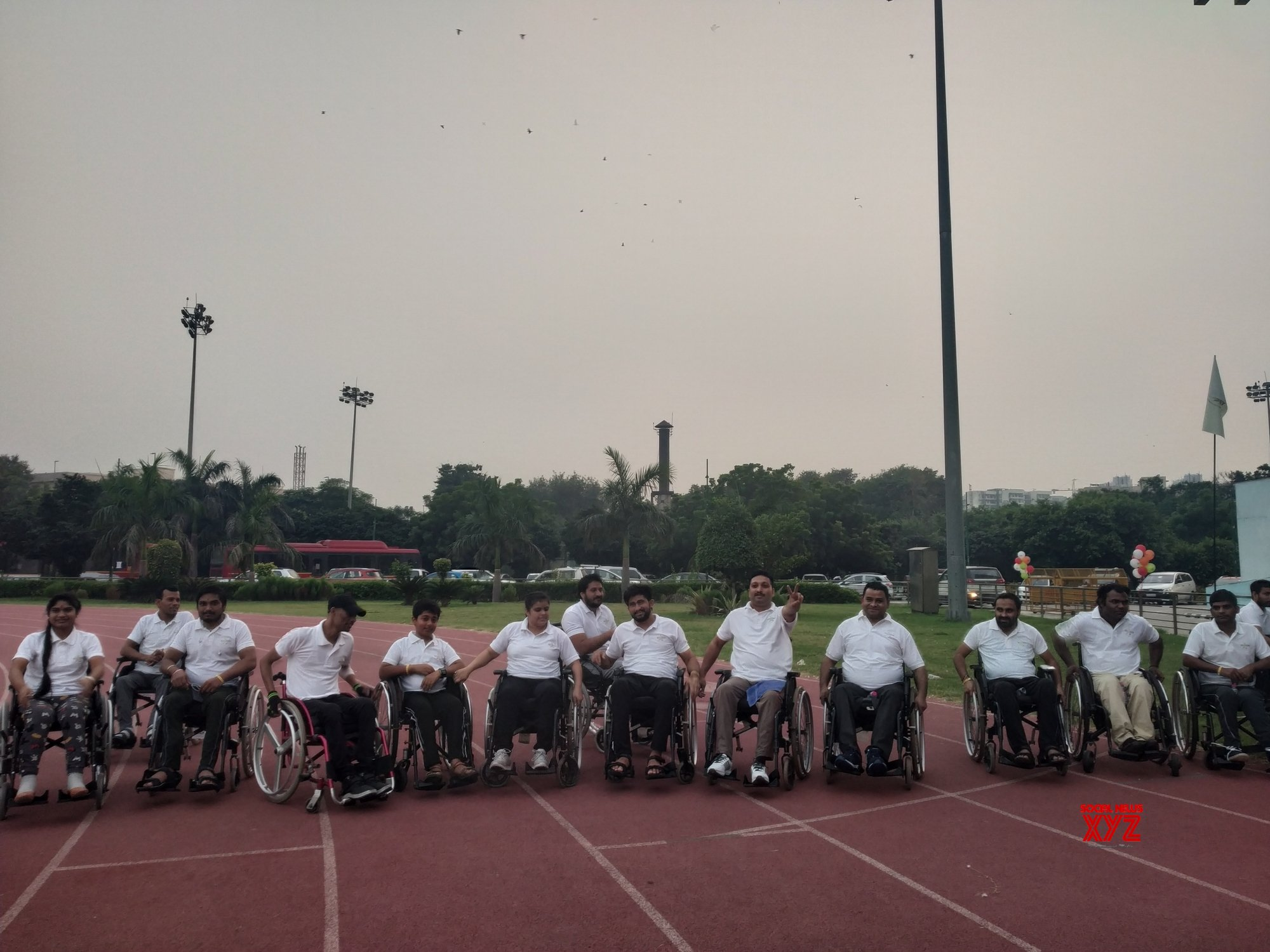 New Delhi: Differently - abled perform at 'Hum Kisi se Kam Nahin' #Gallery