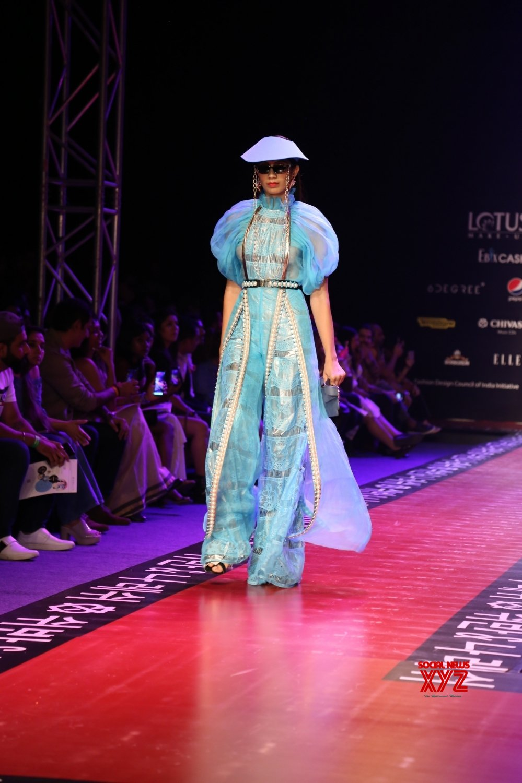 New Delhi: Lotus Make - up India Fashion Week - Day 4 - Shivan and Narresh #Gallery