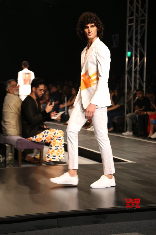 New Delhi: Lotus Make - up India Fashion Week - Day 4 - Paresh Lamba #Gallery