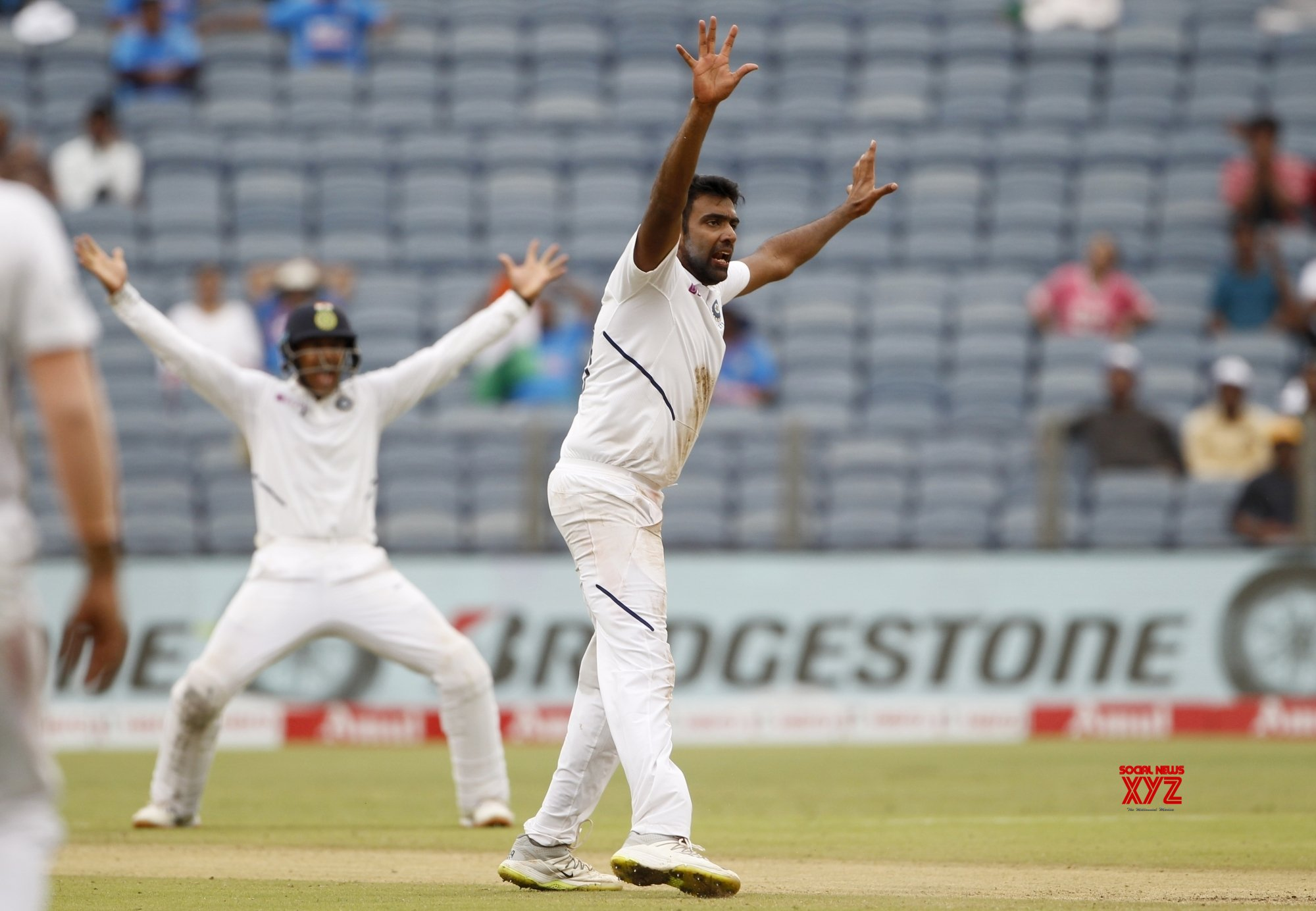 Pune: 2nd Test - India Vs South Africa - Day 3 (Batch - 19) #Gallery