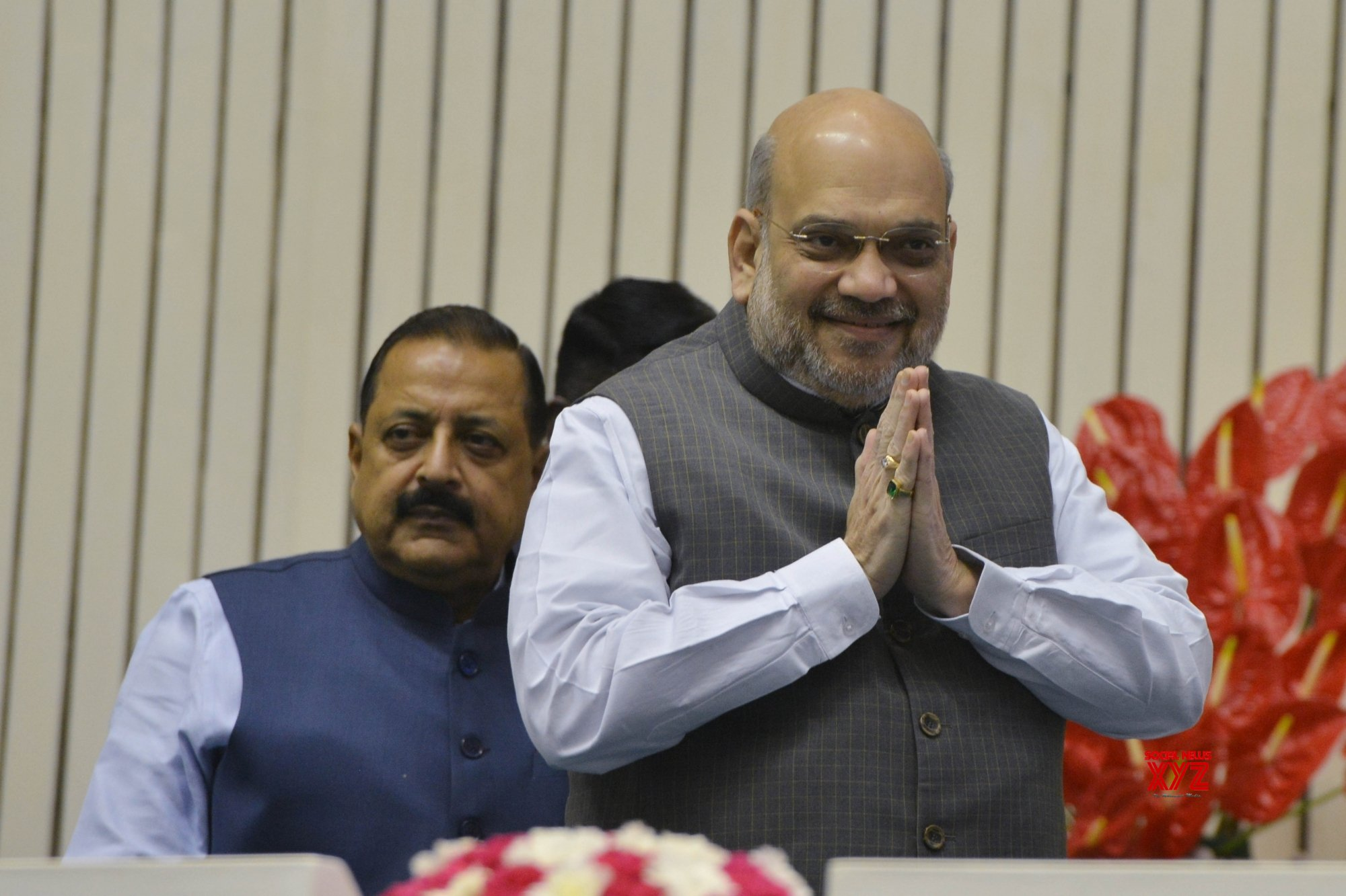 New Delhi: Amit Shah at 14th Annual Convention of CIC #Gallery