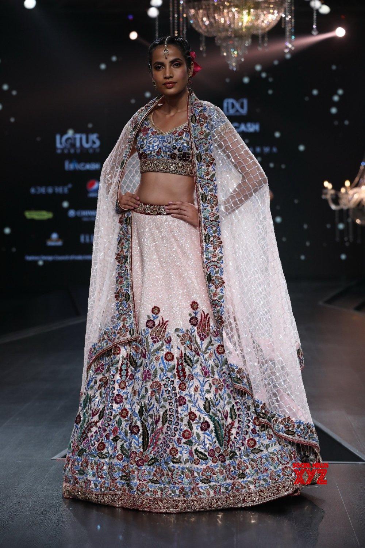 New Delhi: Lotus Make - up India Fashion Week - Suneet Varma's creations showcased (Batch - 2) #Gallery