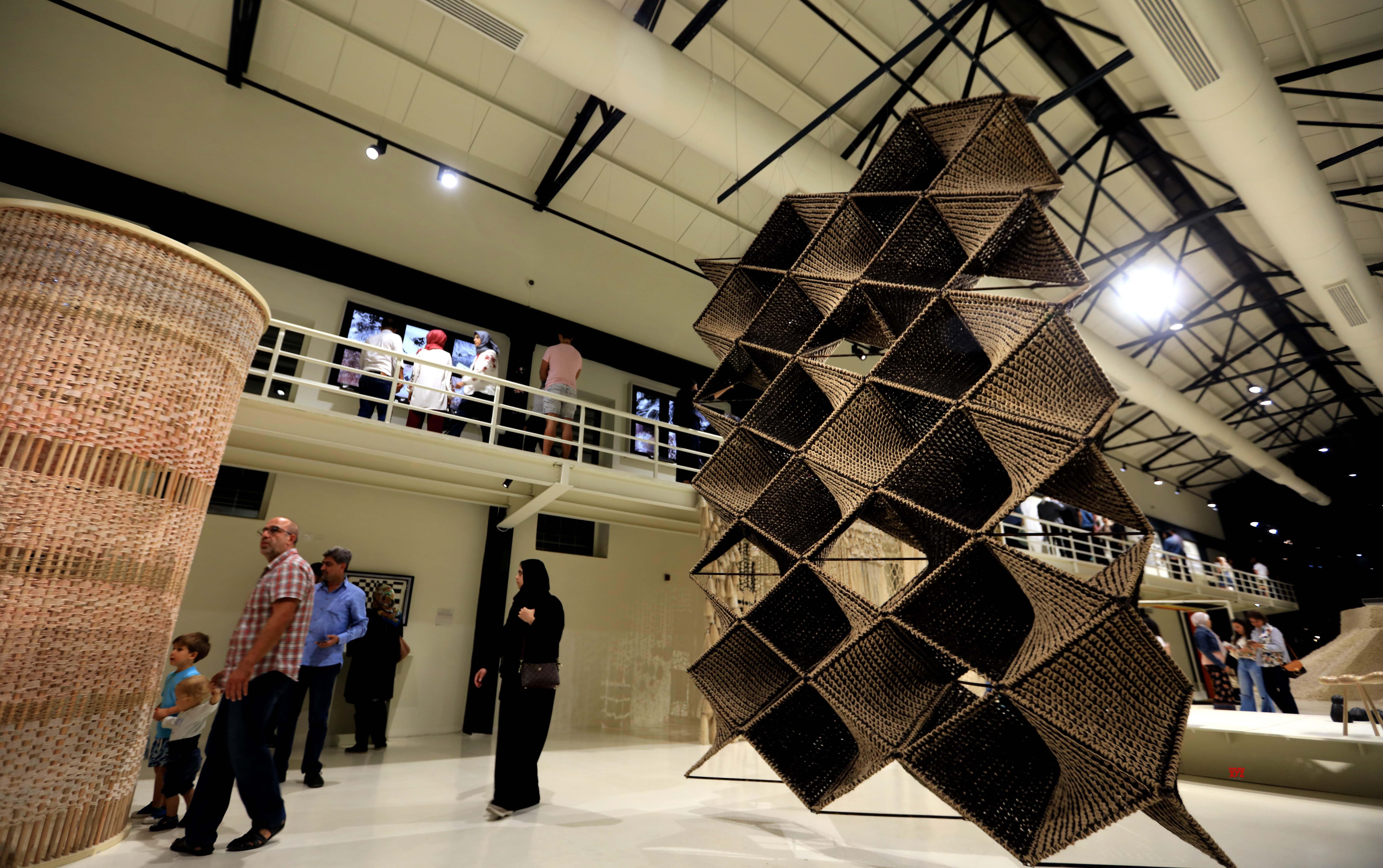 JORDAN - AMMAN - DESIGN WEEK - HANGAR EXHIBITION #Gallery