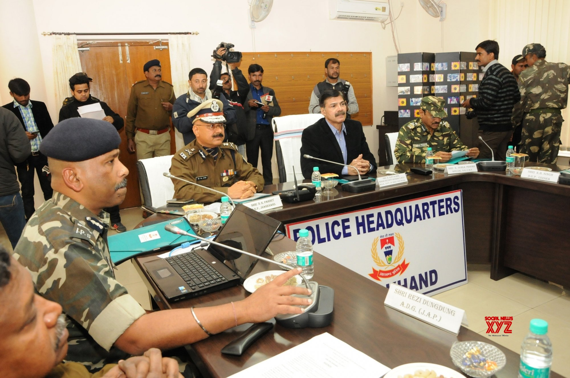 Jharkhand police launches campaign to choke 'terror funding'