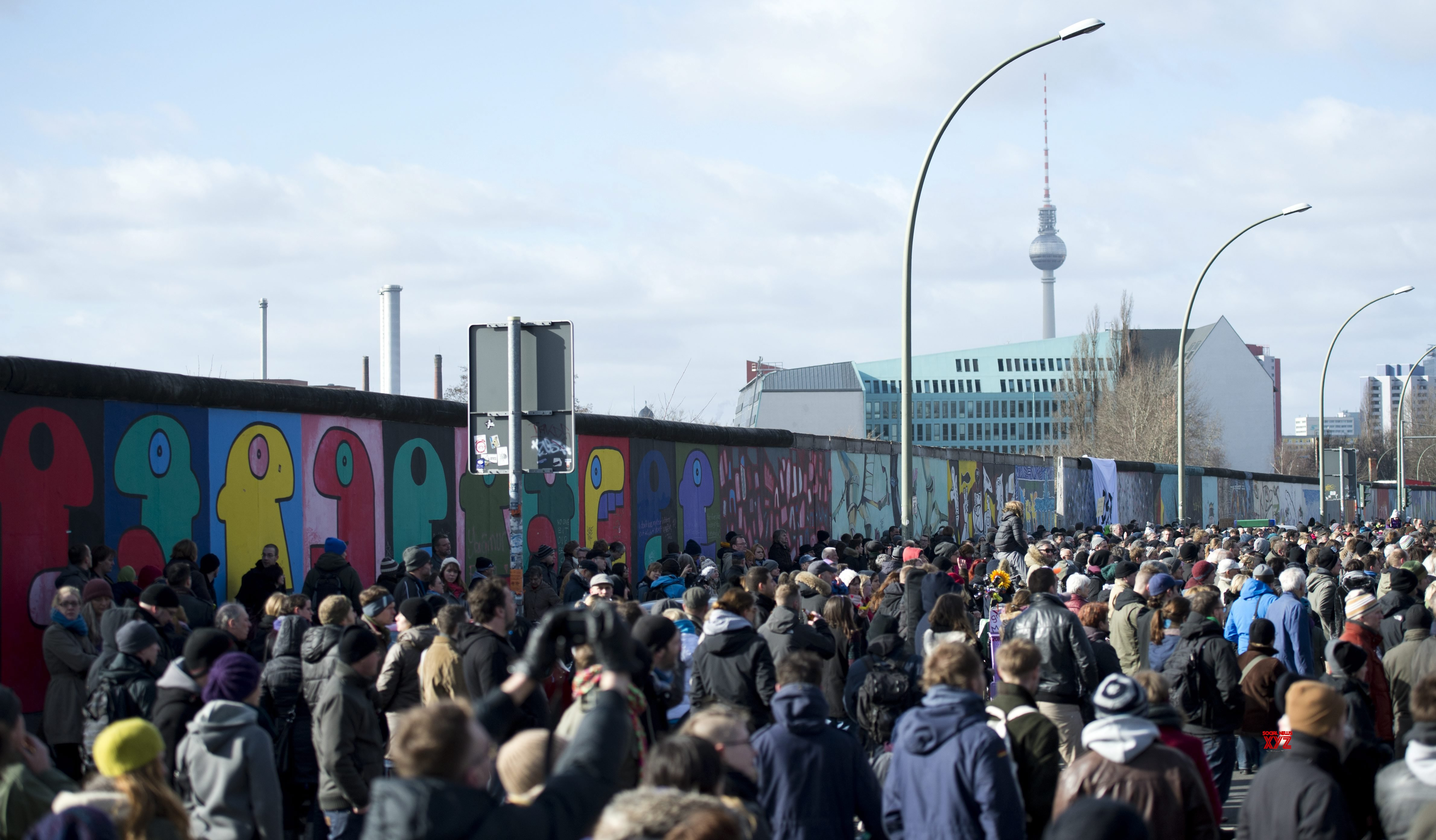 'World more divided now than when Berlin Wall fell'