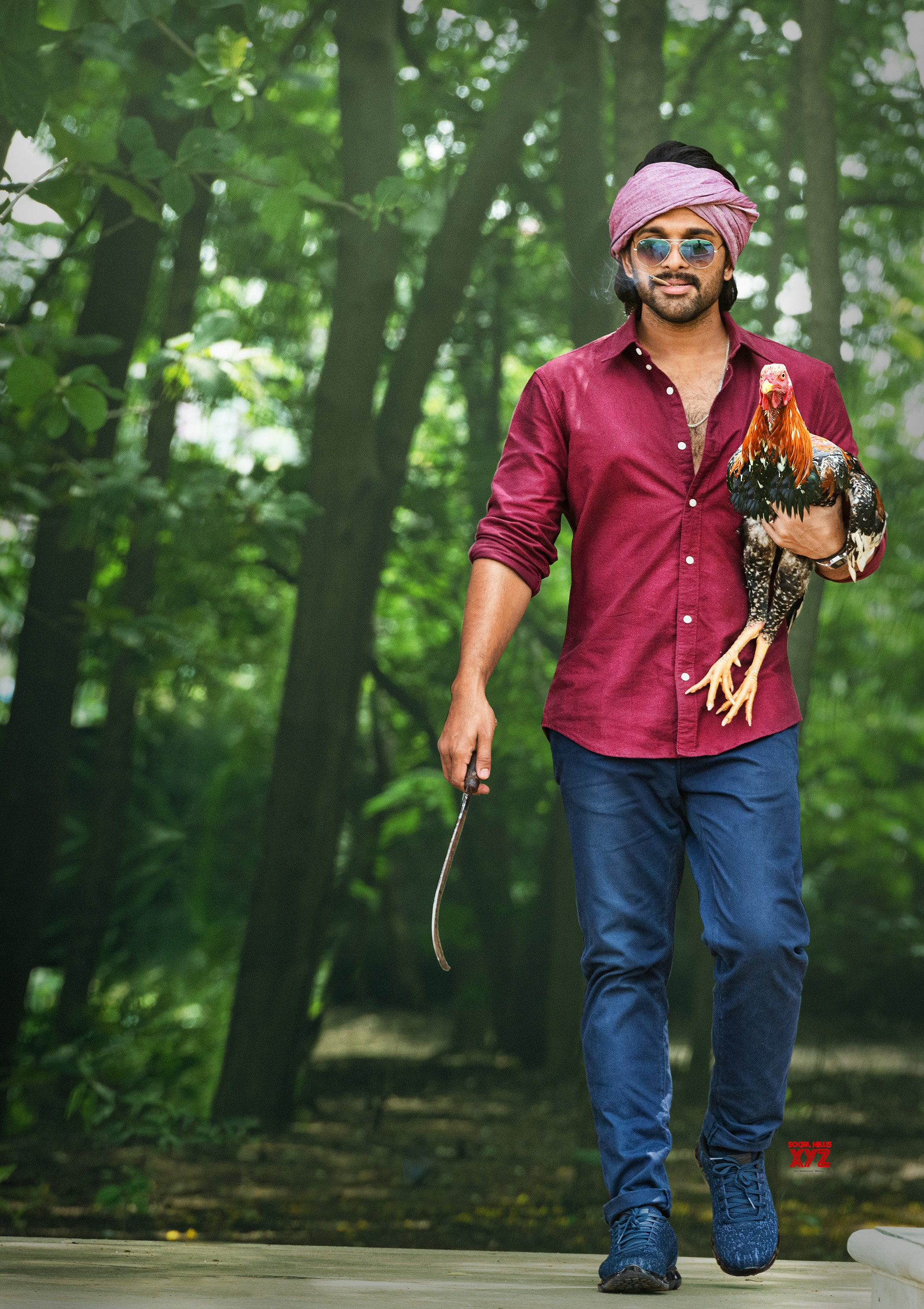 Ala Vaikunthapurramuloo Release Date Super HD Poster And Still
