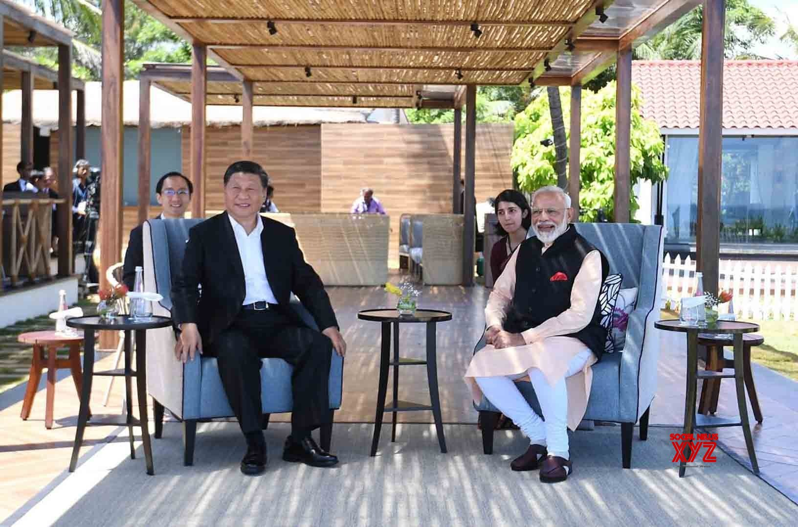 Mahabalipuram: PM Modi, Chinese President hold discussions on 2nd day of Informal Summit (Batch - 2) #Gallery