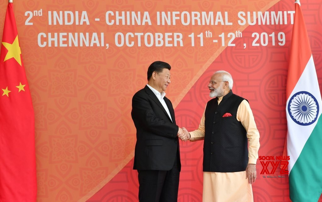 Mahabalipuram: PM Modi welcomes Chinese President ahead of delegation level talks #Gallery