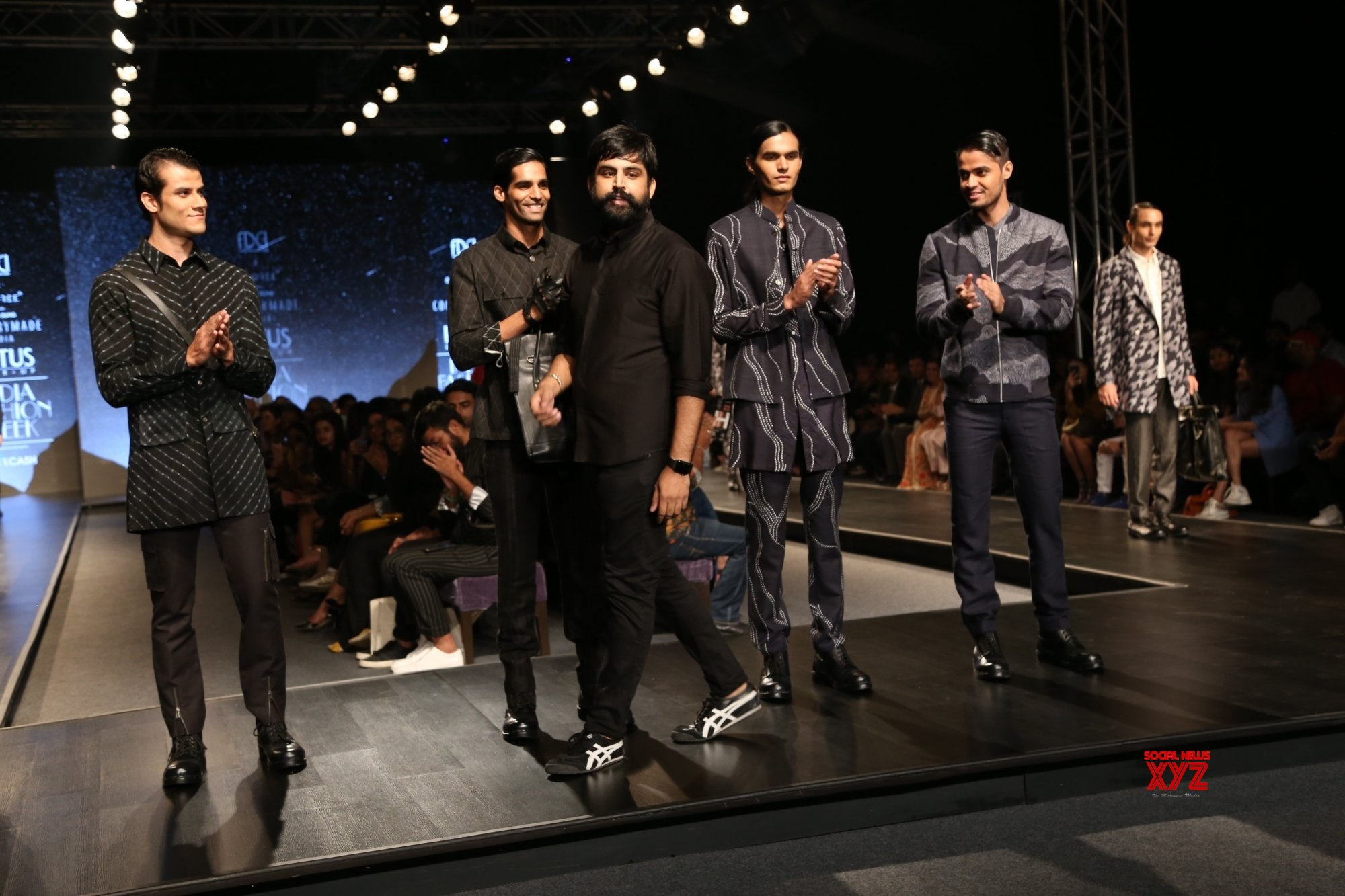 New Delhi: Lotus Make - up India Fashion Week - Day 4 - Countrymade's collection showcased #Gallery