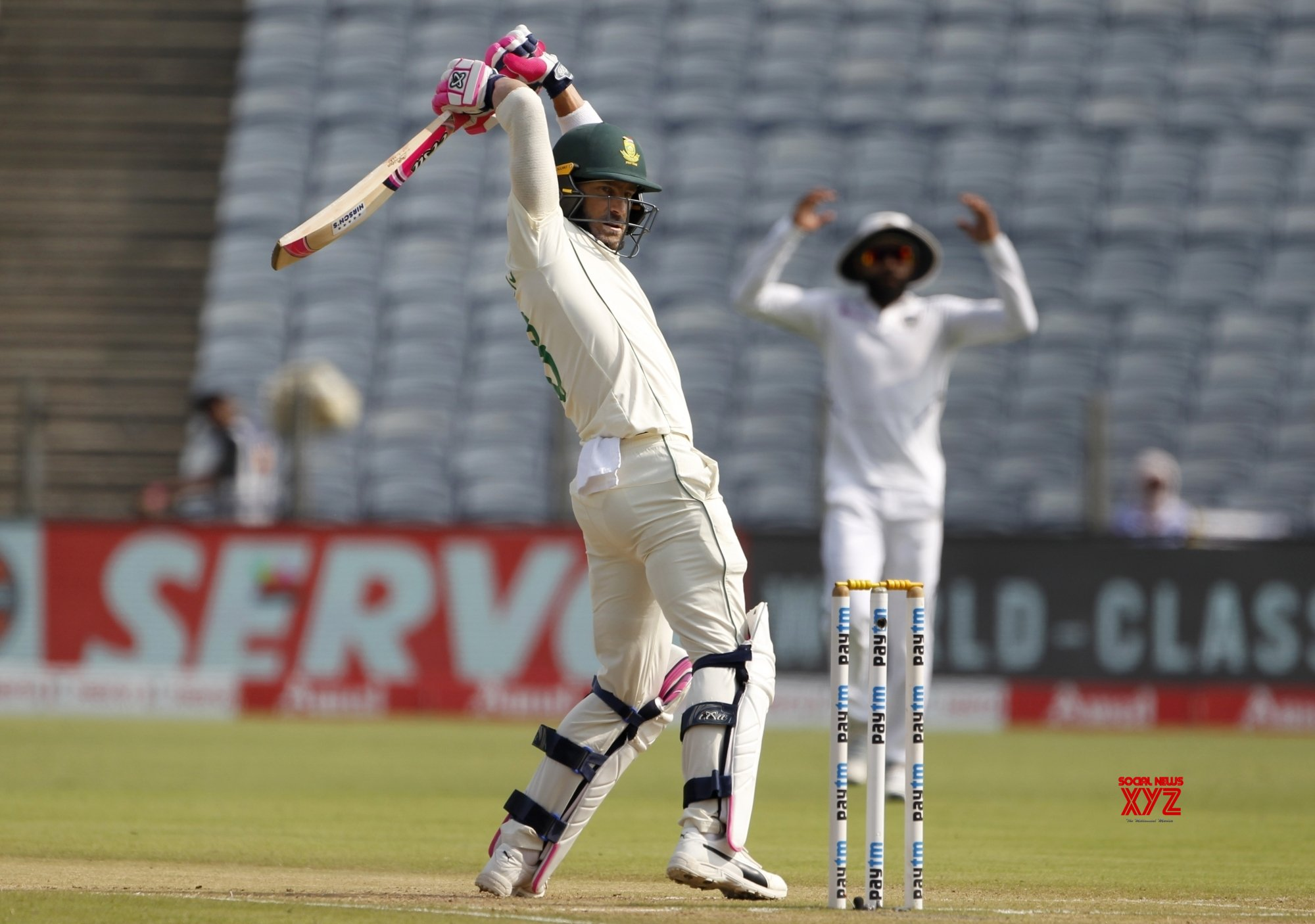 Pune: 2nd Test - India Vs South Africa - Day 3 (Batch - 3) #Gallery