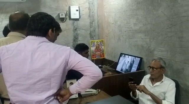 Snatchers target PM Modi's niece, police get CCTV footage