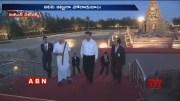 Narendra Modi Xi Jinping Meeting in Mamallapuram  [HD] (Video)