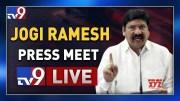 YCP Jogi Ramesh Press Meet LIVE  [HD] (Video)