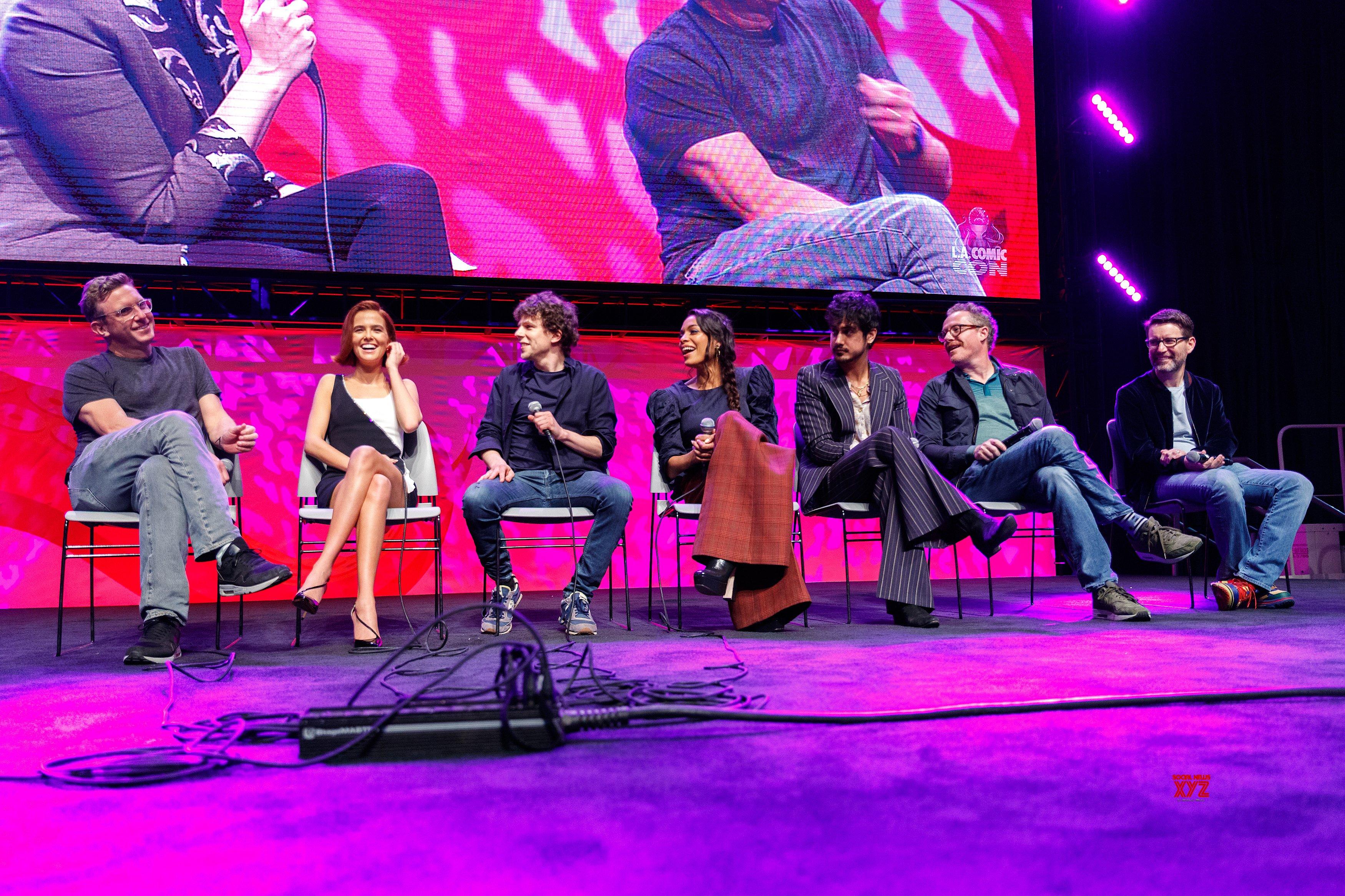 Zombieland: Double Tap Movie LA Comic Con And Surprise Screening HD Gallery