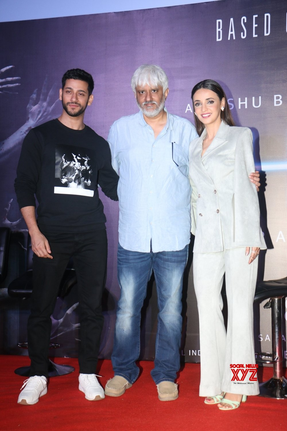 """Mumbai: """"Ghost"""" promotions - Press Conference #Gallery"""