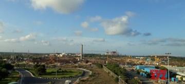 Madras Atomic Power Station.
