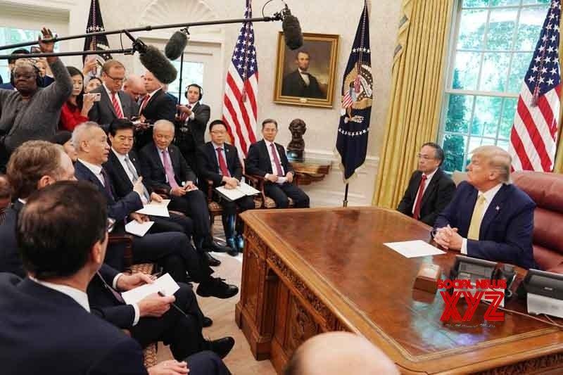 Trump signs legislation to add $4.7tn to national debt