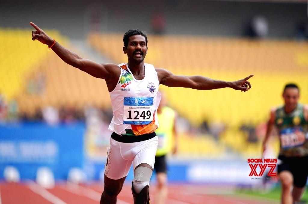 Army blade runner eyes Tokyo 2020 after golden run