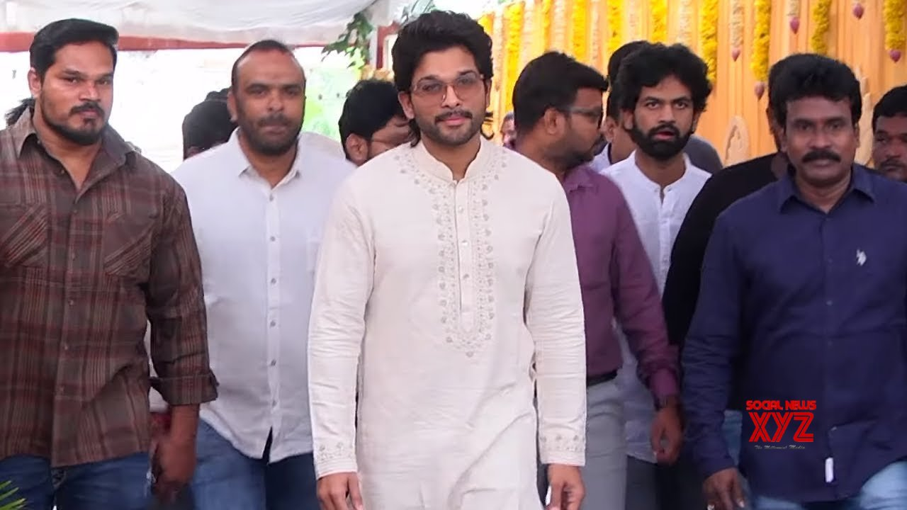 Allu Arjun's makeover for his next with Sukumar