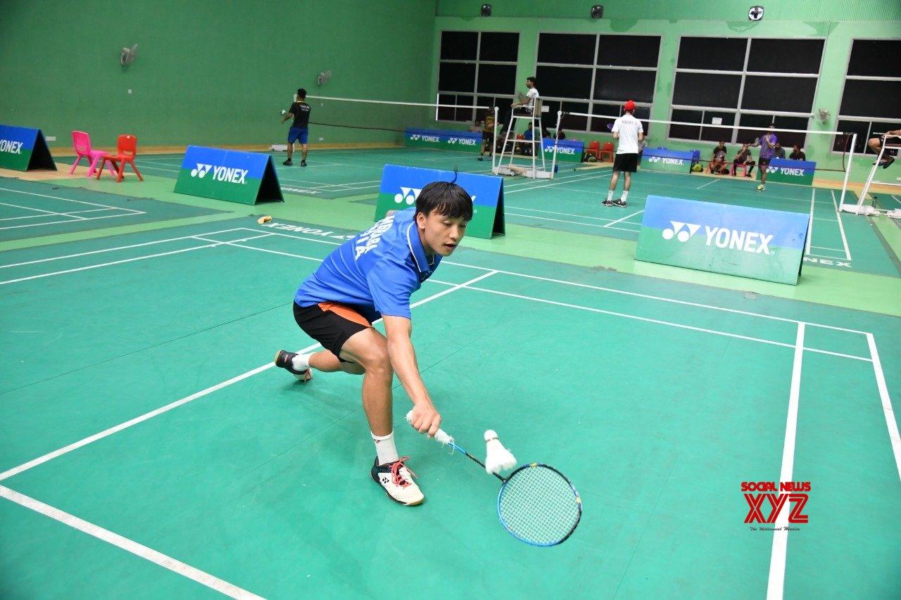 Meiraba clinches Korea Jr Open title; Sathish wins bronze