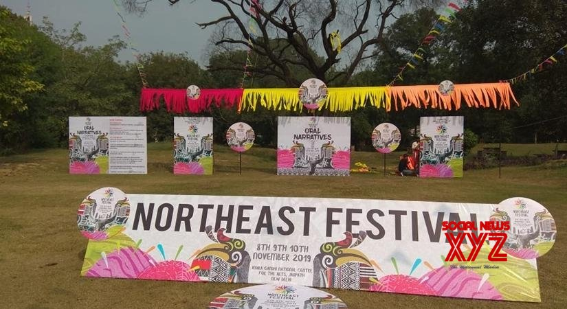 7th Northeast Festival kicks off in Delhi