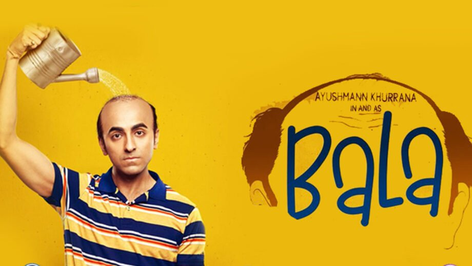 Bala Review:  This Bald Is Very Bold And Beautiful (Rating: ****)
