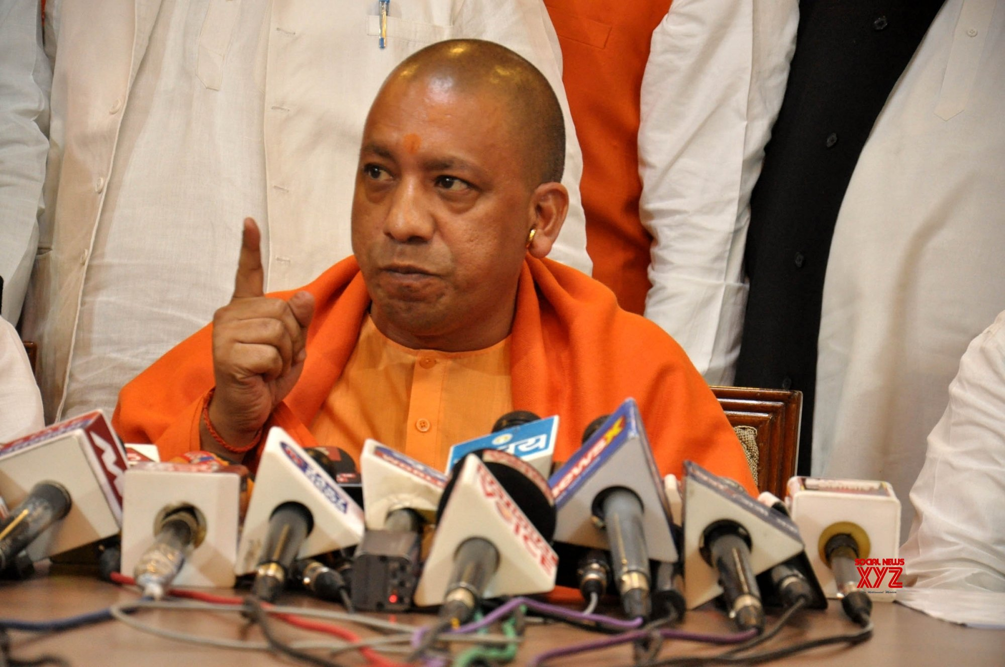 Yogi appeals for peace, all UP schools closed for 3 days