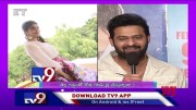 Prabhas playing two roles in new film John - TV9 (Video)