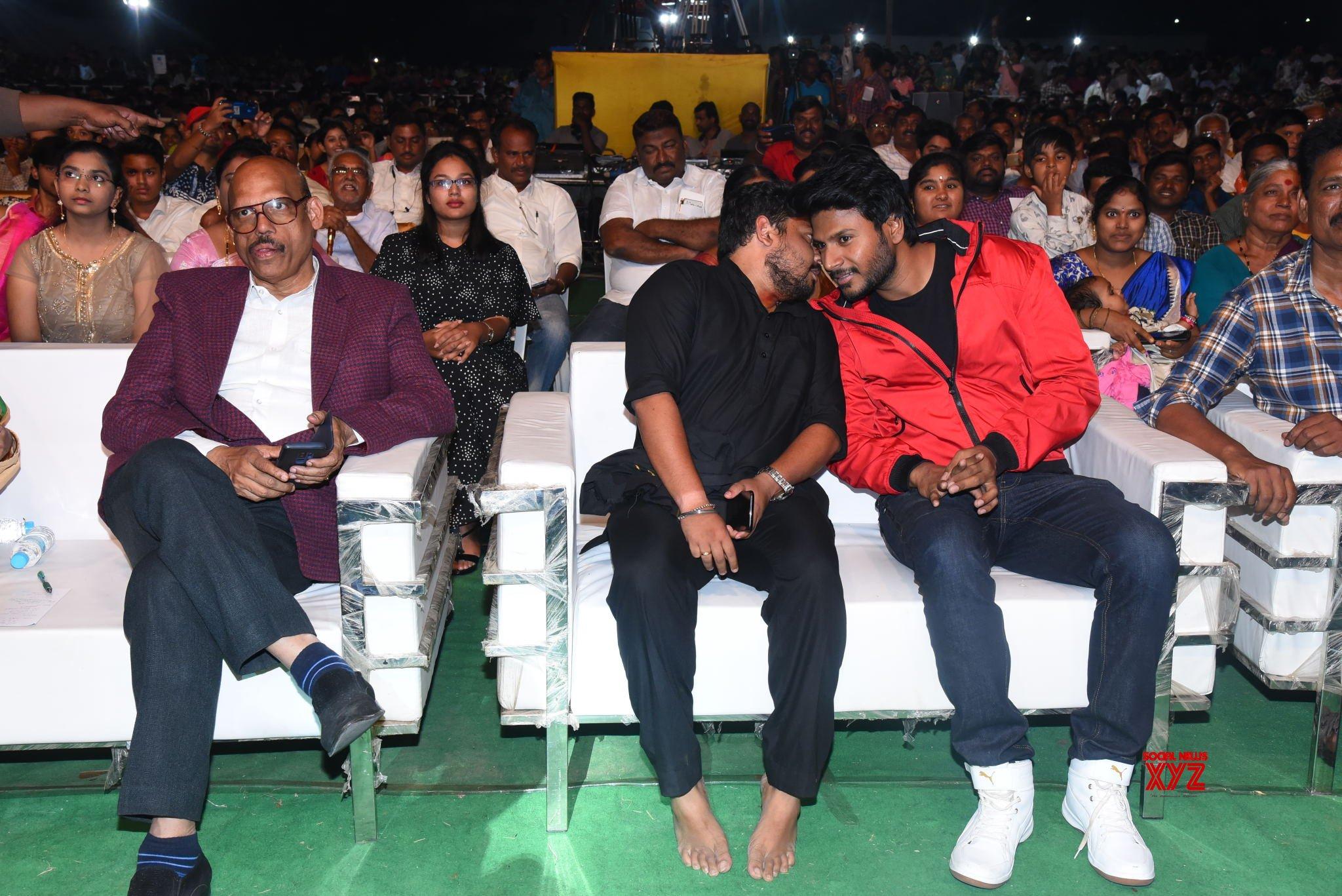 Tenali Ramakrishna BABL Movie Pre Release Event Gallery Set 4