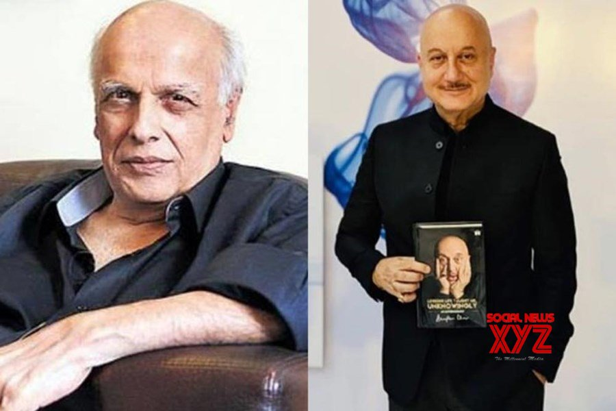 Anupam Kher has the power and audacity to tear me to bits says Mahesh Bhatt