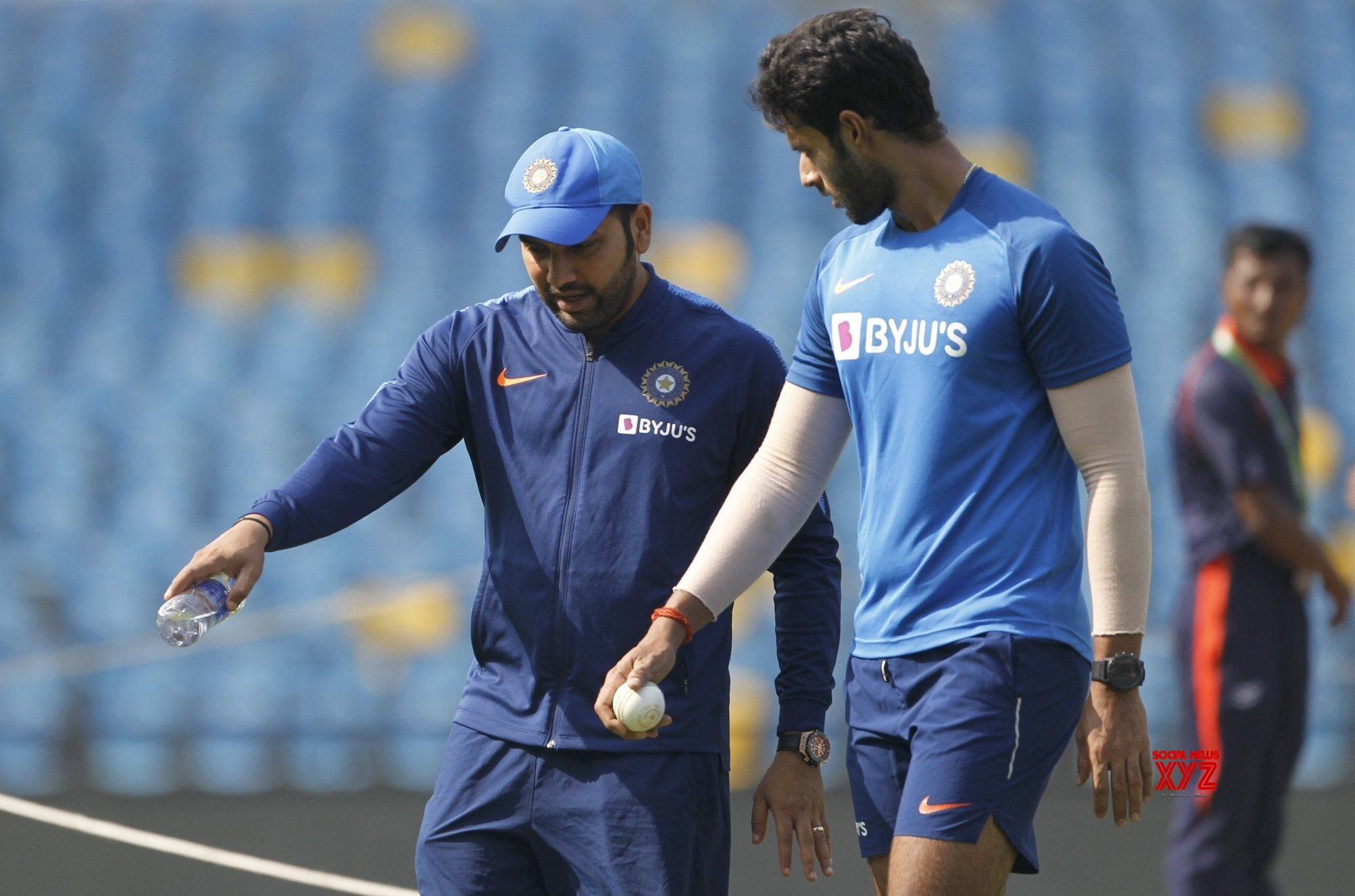Nagpur: India practice session (Batch - 2) #Gallery