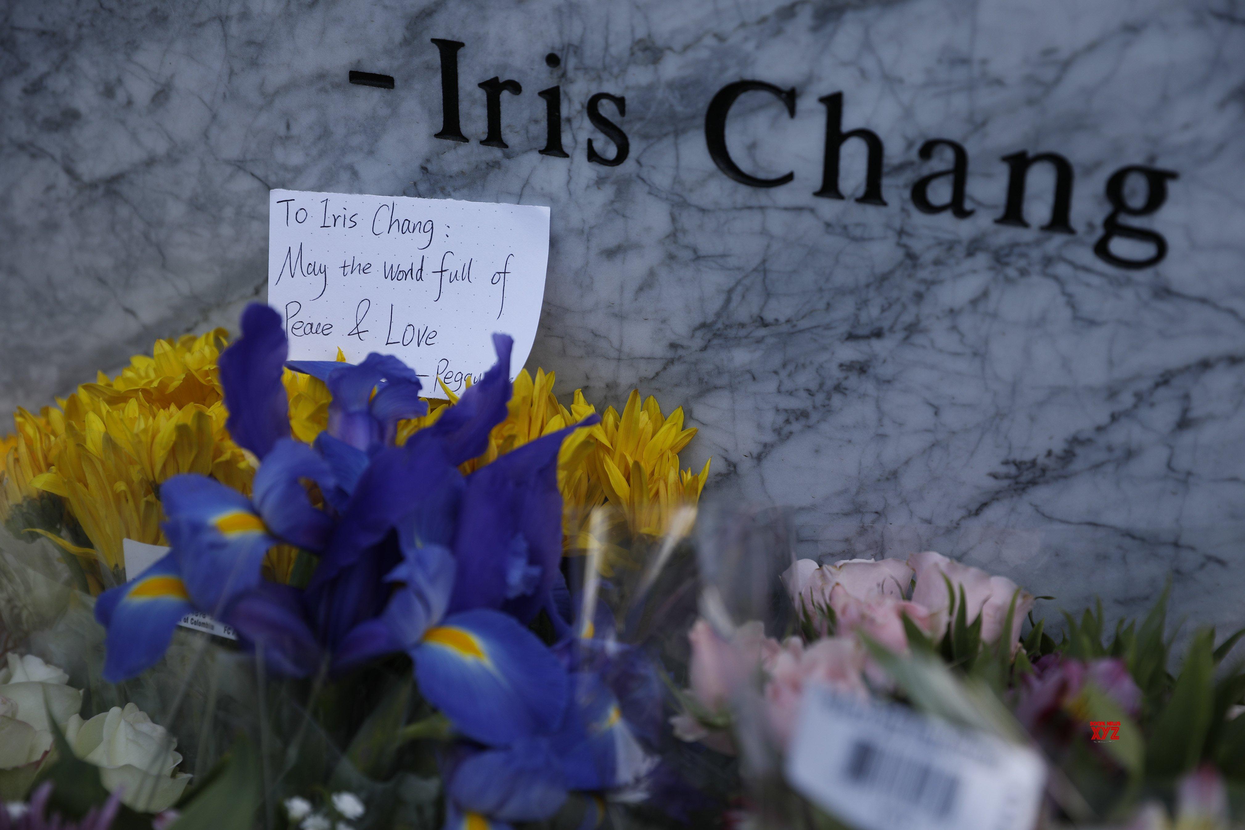 U.S. - CALIFORNIA - SAN JOSE - IRIS CHANG - MEMORIAL PARK #Gallery
