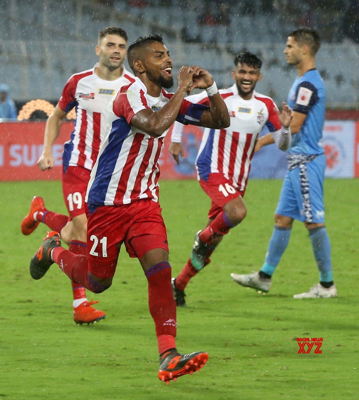 Kolkata: ISL - ATK Vs Jamshedpur FC #Gallery