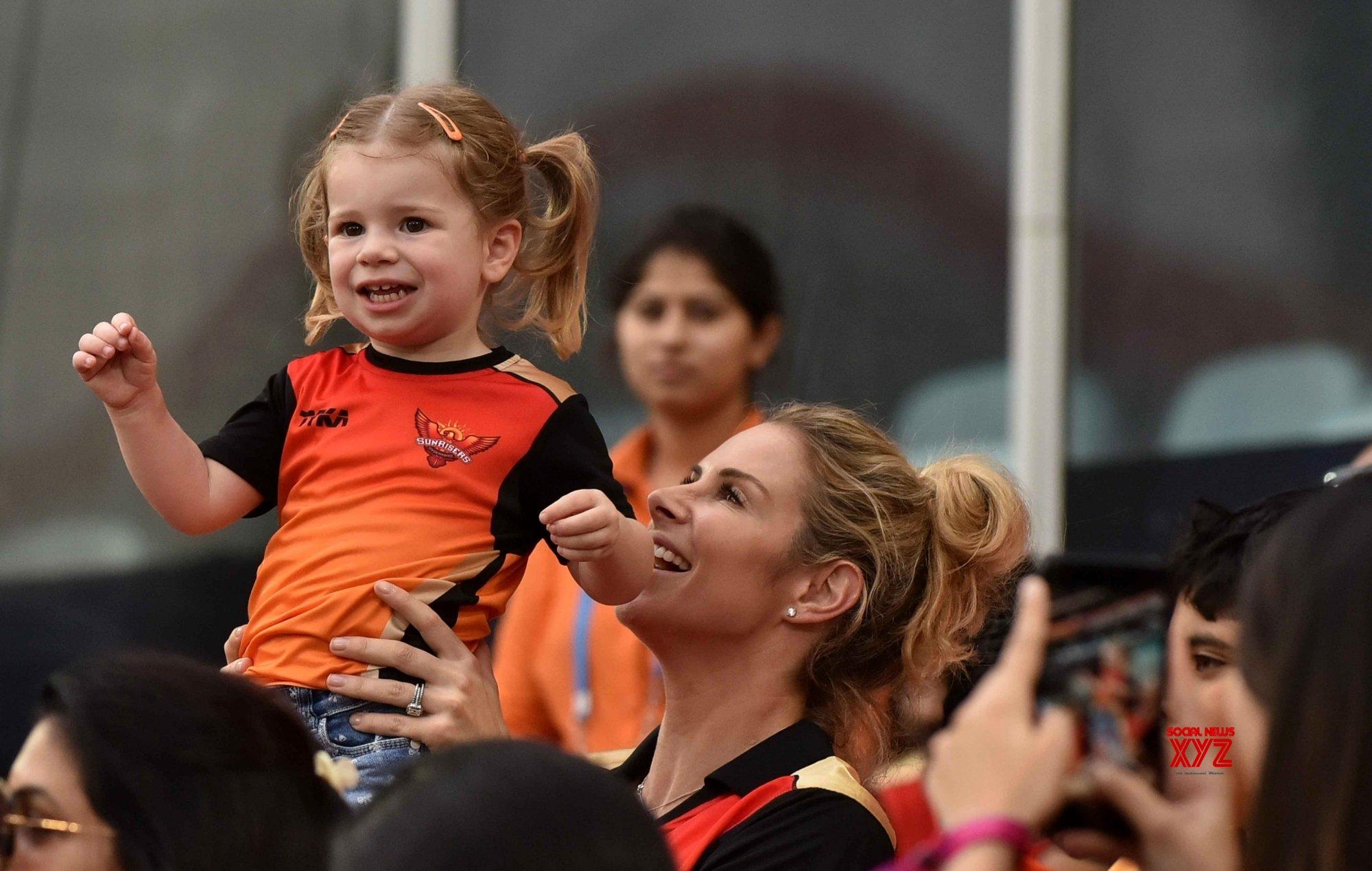 Warner's daughter wants to be Kohli