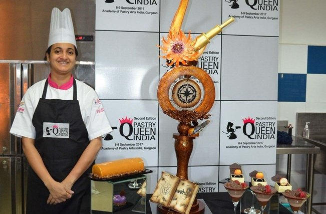 Who's the next 'Pastry Queen' of India?