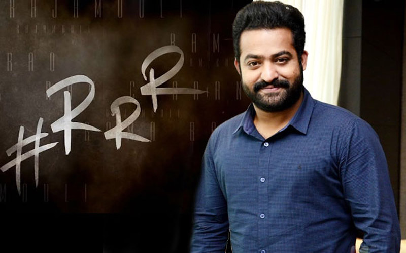 Image result for ntr rrr