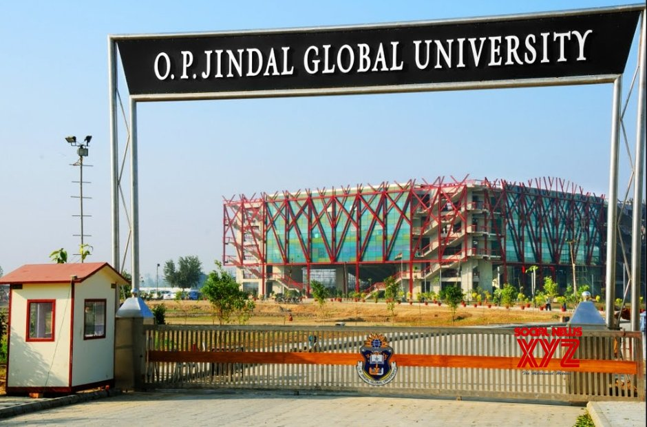 O.P. Jindal Global University signs MOU with the International Committee of the Red Cross