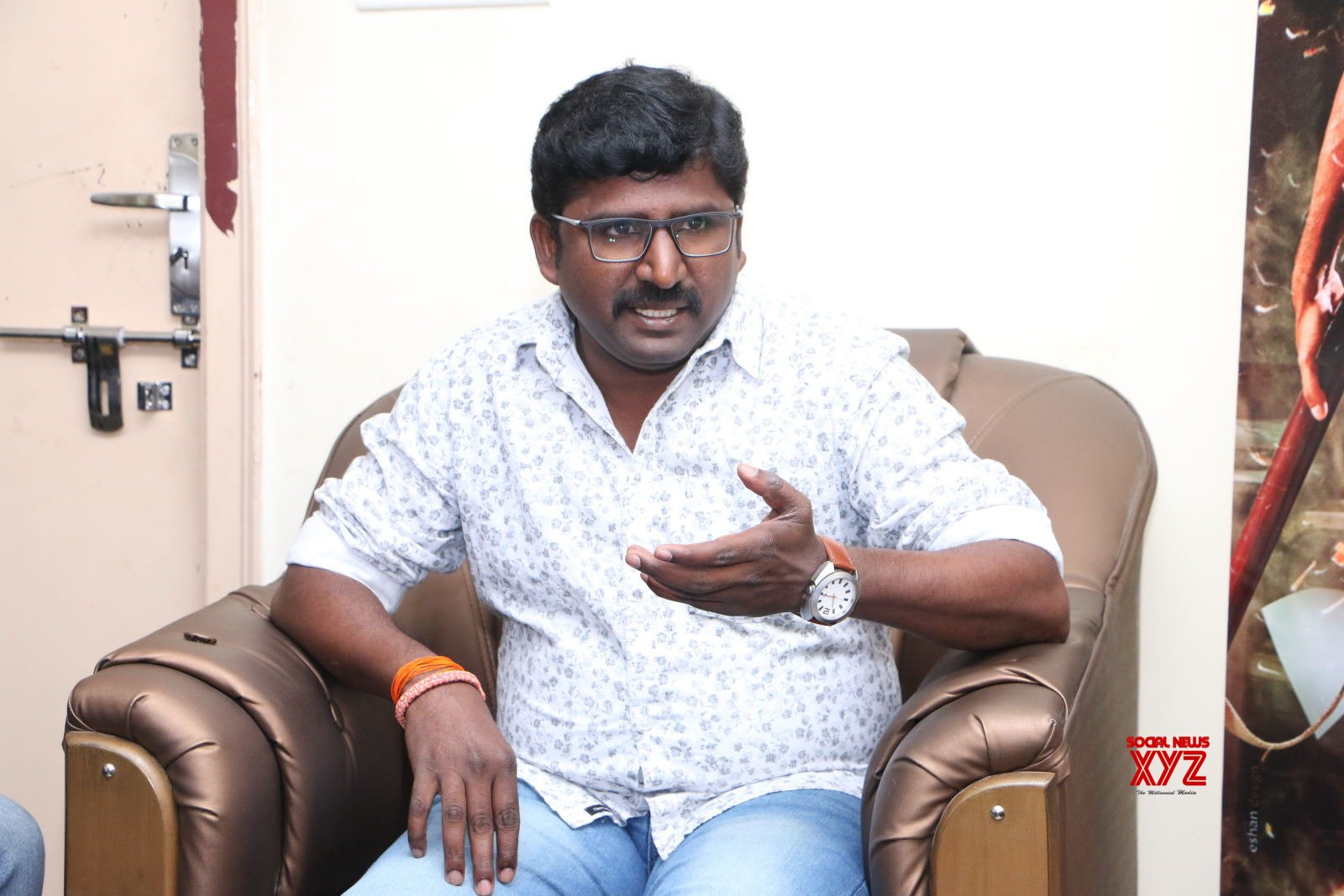 90 ML movie is not about drinkers: Director Sekhar Reddy interview