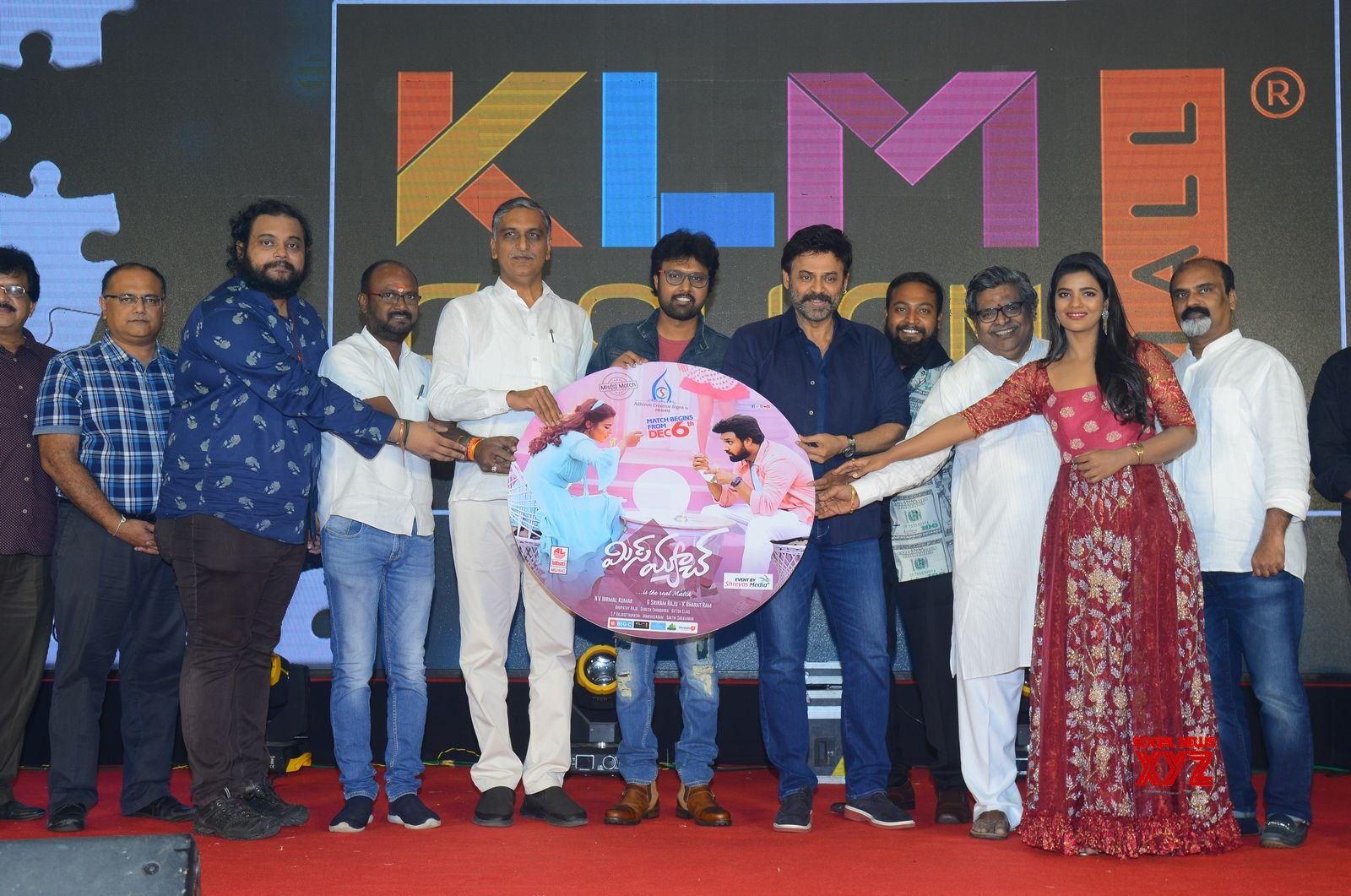 Mis Match Movie Pre Release Event Gallery Set 2