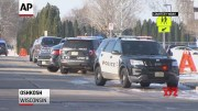 Officer stabbed, student shot at Wisconsin school (Video)